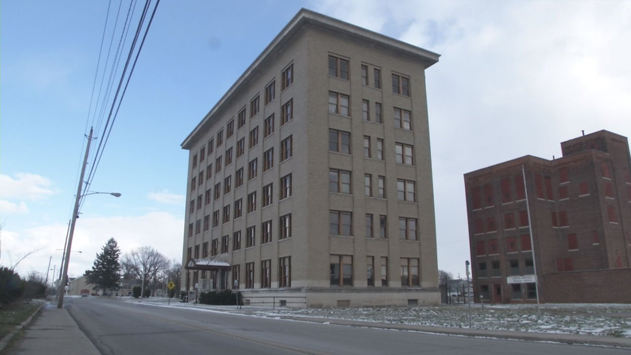 The 60,000 square foot office building was built in 1917 and was the corporate headquarters of the S.F. Bowser Company until 1961. It was used for the Fort Wayne Police Department from 1995 to 2012.