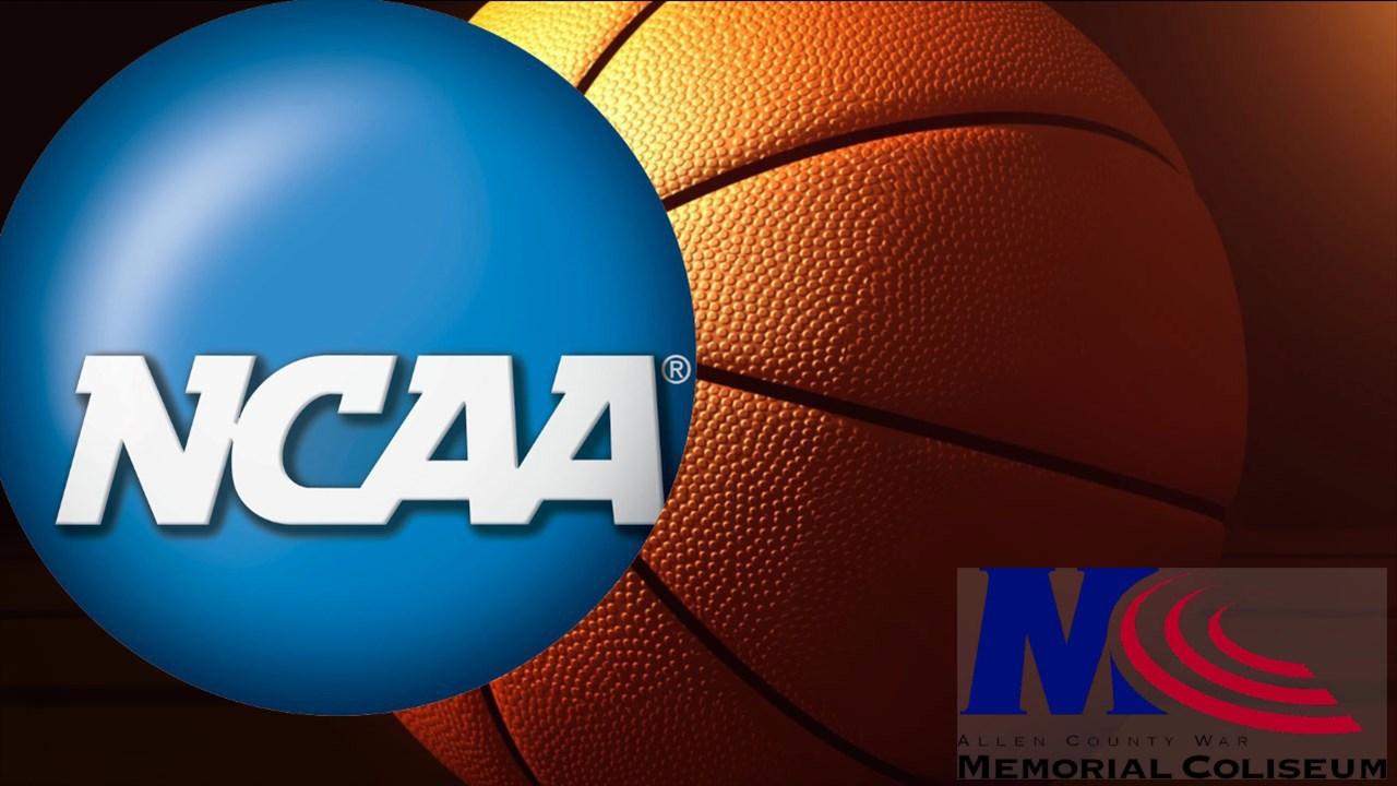 Photo//NCAA/Allen County War Memorial Coliseum