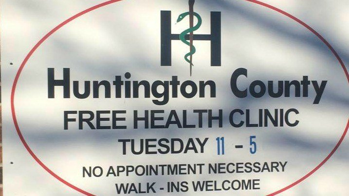 Photo//Huntington County Free Health Clinic
