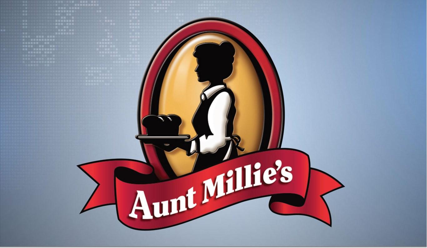 Logo//Aunt Millie's