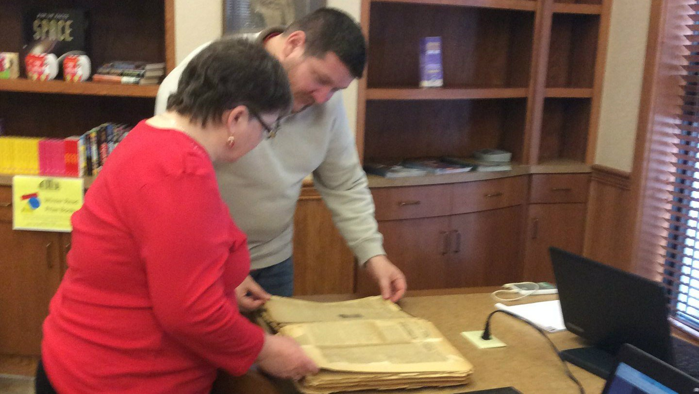 Photo// Willennar Genealogy Center