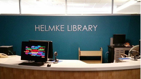 Ipfw Library Set To Reopen Following Extensive Renovations Abc21 Your Weather Authority
