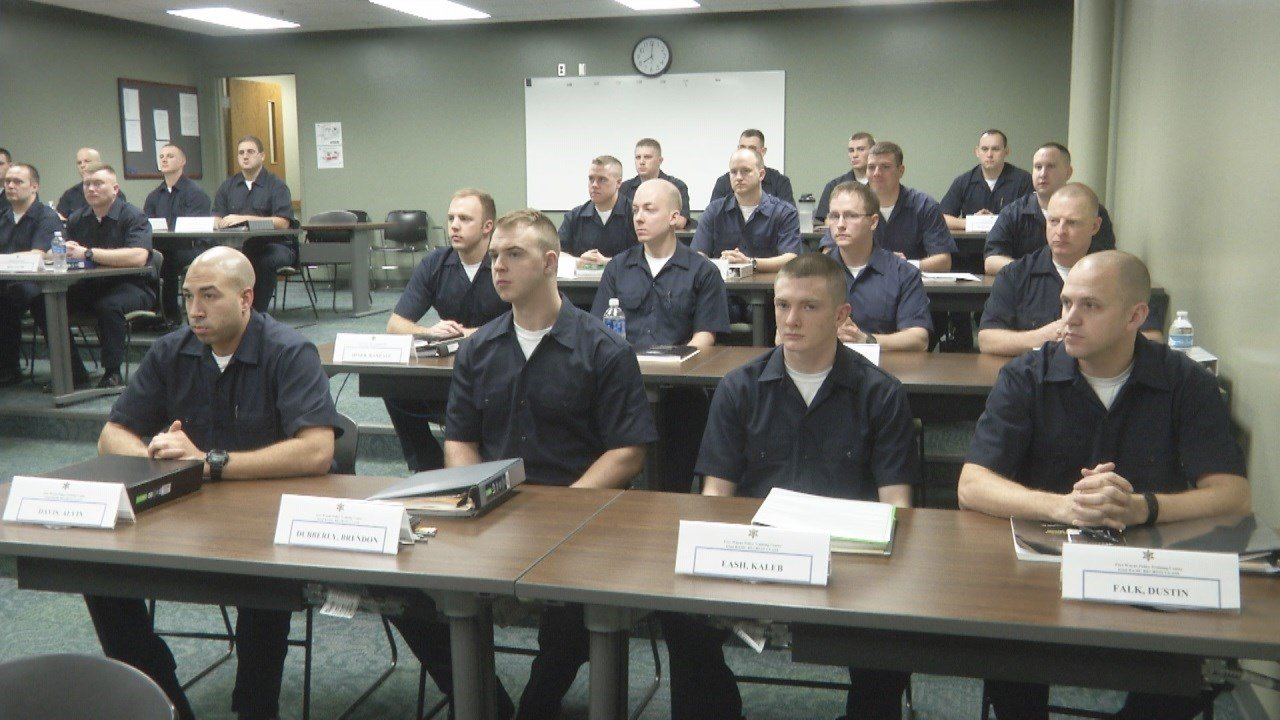 Fort Wayne Police Department welcomes 62nd basic recruit class ...