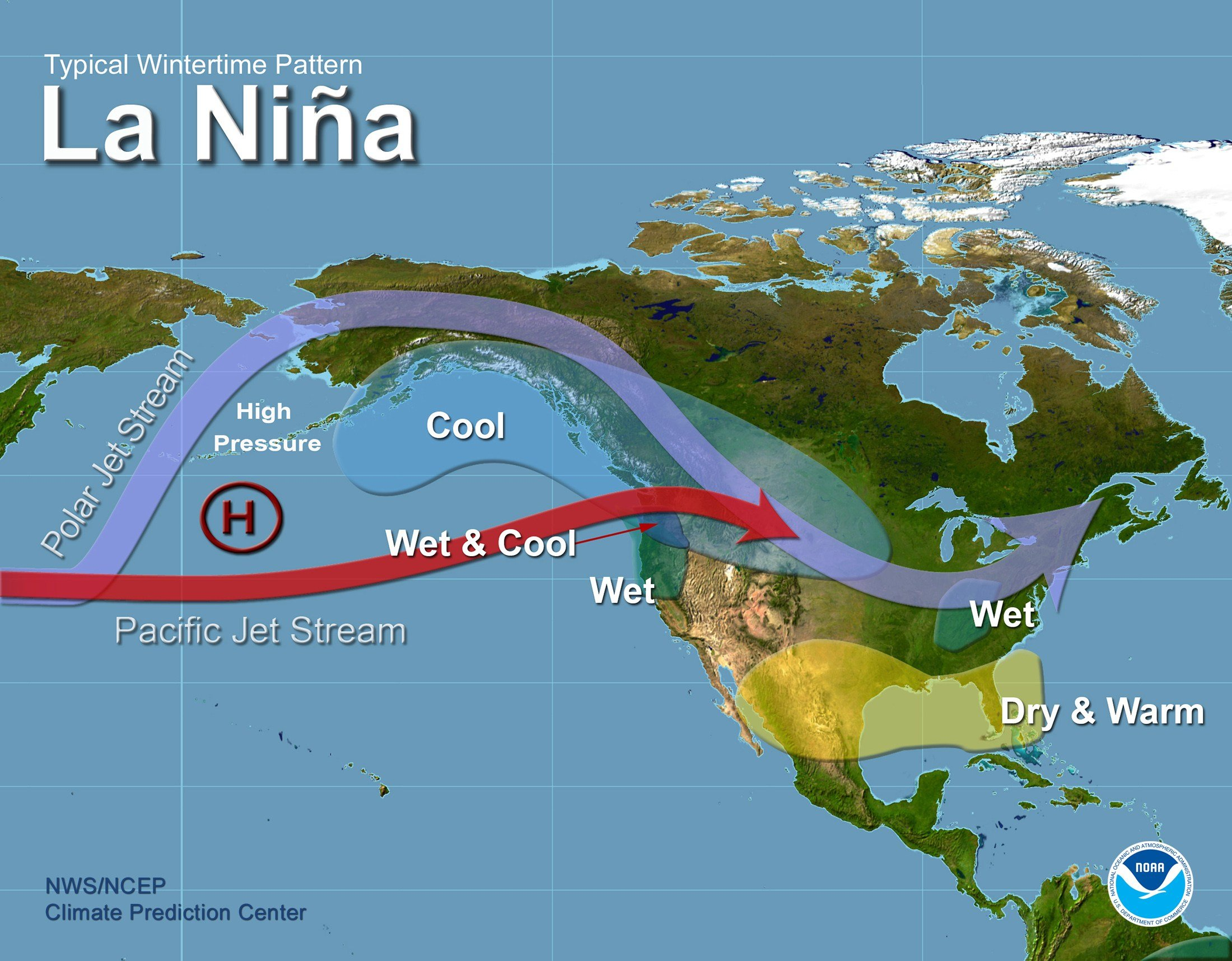 NOAA La Nia ends increasing odds El Nio will return winter
