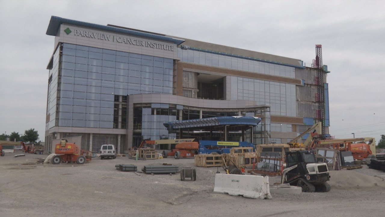 Parkview s new cancer institute attracting regional for The parkview